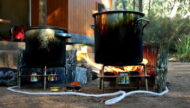 campcraft foto